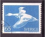 Stamps Sweden -  Nils Holgersson