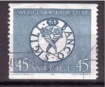 de Europa - Suecia -  300 aniv.