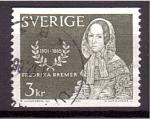 de Europa - Suecia -  Centenario