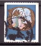 de Europa - Suecia -  Pintura medieval