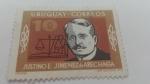 de America - Uruguay -  Justino E. Jimenez