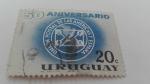 Sellos del Mundo : America : Uruguay : 50 Aniversario