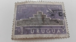 Sellos del Mundo : America : Uruguay : Aeropuerto
