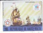 Stamps : Africa : Burkina_Faso :  BICENTENARIO DE LA REVOLUCION AMERICANA 1776-1976