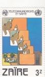 Stamps : Africa : Democratic_Republic_of_the_Congo :  UIT. TELECOMUNICACIONES