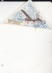 Stamps : Africa : Republic_of_the_Congo :  AVIONETA