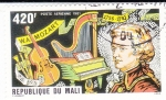 Sellos de Africa - Mali -  W.A.MOZART