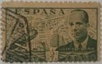 Stamps Spain -  España 2 ptas