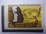 Stamps Europe - Russia -  Solidaridad Internacional con el Nuevo Colonialismo