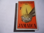 Stamps America - Jamaica -  Año Internacional de los Derechos Humanos 1968.
