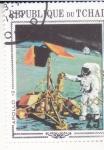 Sellos de Africa - Chad -  APOLO 12