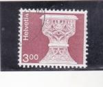 Stamps : Europe : Switzerland :  COLUMNA