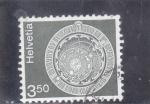 Stamps : Europe : Switzerland :  RELOJ