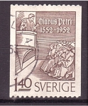 Stamps Sweden -  400 aniv.