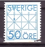 Stamps : Europe : Sweden :  Juego
