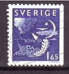 Stamps : Europe : Sweden :  Fiesta