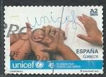 sello : Europa : España : Unicef