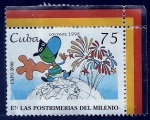Stamps America - Cuba -  Expo  2000