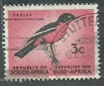 Stamps Africa - South Africa -  SWhrike (ave)