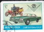 Stamps Bahrain -  COCHES DE EPOCA