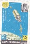 Stamps : Asia : Yemen :  NAVES ESPACIALES