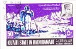 Stamps : Asia : Yemen :  EXPLORACIÓN LUNAR