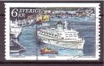 de Europa - Suecia -  Navegación marítima