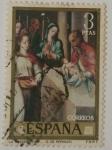 Stamps Spain -  España 3 ptas