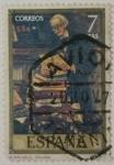 Stamps Spain -  España 7ptas