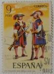 de Europa - España -  España 9ptas
