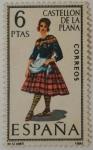 de Europa - España -  España 6 ptas