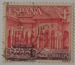 Stamps Spain -  España 1 pta