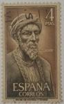 Stamps : Europe : Spain :  España 4 ptas