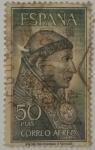 Stamps : Europe : Spain :  España 50 ptas
