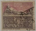 Stamps : Europe : Spain :  España 2 ptas