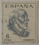 Stamps : Europe : Spain :  España 6 ptas