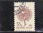 Stamps Russia -  MEDICINA