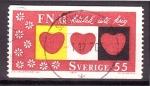 de Europa - Suecia -  25 aniv. de la O.N.U.