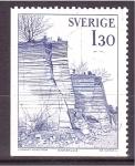 de Europa - Suecia -  Kinnekulle