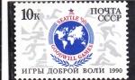 Sellos del Mundo : Europa : Rusia : SEATTLE'90