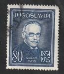 Sellos del Mundo : Europa : Yugoslavia : 840 - Mihajlo Pupin, físico