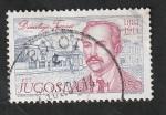 Sellos del Mundo : Europa : Yugoslavia : 1771 - Centº del nacimiento de Dimitrije Tucociv