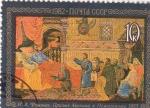 Sellos de Europa - Rusia -  PINTURA-