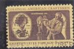 de America - Estados Unidos -  AMERICA COLONIAL