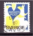 Sellos de Europa - Suecia -  Ardilla