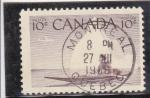 Sellos de America - Canadá -  CANOA