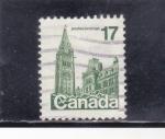 Stamps : America : Canada :  CATEDRAL