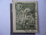 de Africa - Mozambique -  Pelican - Impuesto Postal. Tax Postal.
