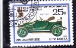 Stamps : Asia : North_Korea :  COCHE DE EPOCA- FIAT 1912