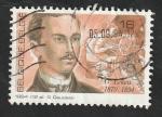 Sellos del Mundo : Europa : Bélgica : 2569 - Centº de la muerte de Guillaume Lekeu, compositor